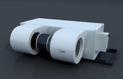 空调风机盘管机max模型