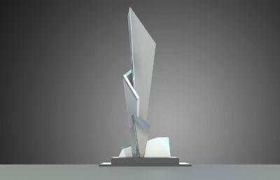 �鞒�-雕塑�O�max模型
