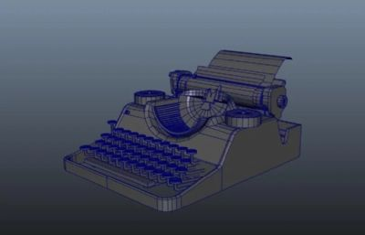 次世代�雅f打字�CFBX模型