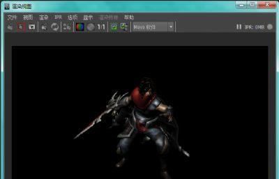 英雄�盟刀�h之影Talon泰隆maya模型
