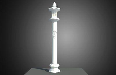 �\信柱雕塑�O�
