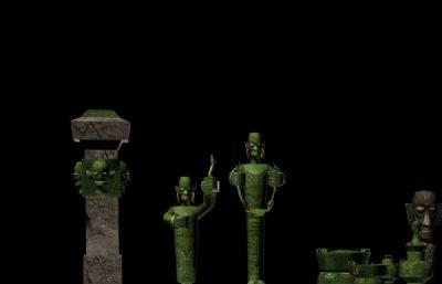 石棺,文物,石像,雕像游�虻湍�