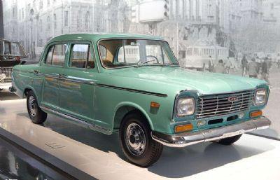 上海牌汽车,老爷车OBJ模型,无材质贴图