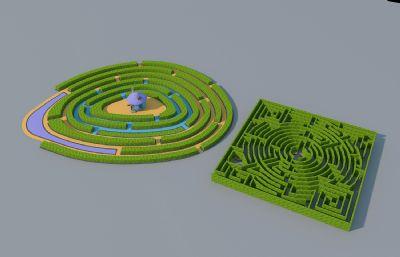 方形和�A形迷�mmax模型