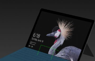 Surface pro�|摸屏�P�本��Xmax模型