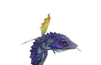 蝶蜥,�С岚虻尿狎�,神奇生物,�Ч趋澜�定和全套�幼�