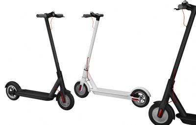 小米电动单车max模型