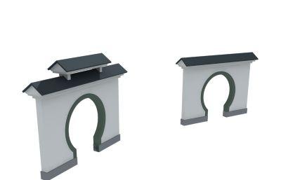 两款景门max模型