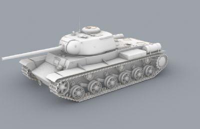 KV1装甲坦克