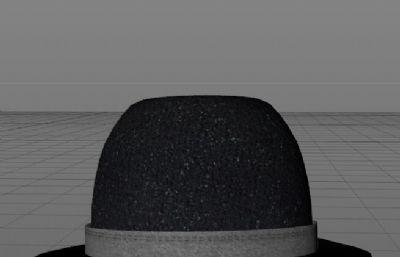 �Y帽,帽子C4D模型