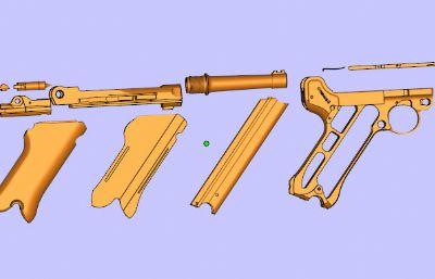 �格p08手��STL模型