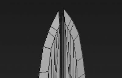 霸�怆p刃刀max模型,游�虻谰�
