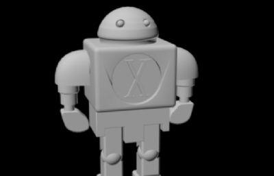 代�X小�C器人max素模