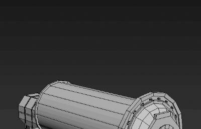 磨矿机max2014模型