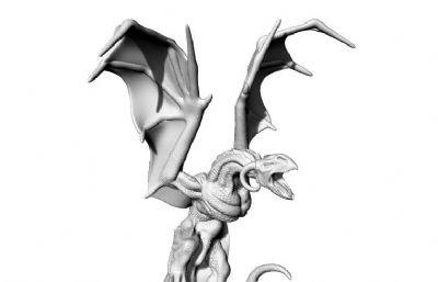 �p足�w��雕像STL模型,3D打印