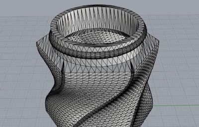 螺套STL模型