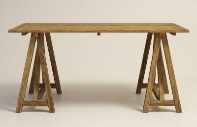 �k公桌,��木��X桌