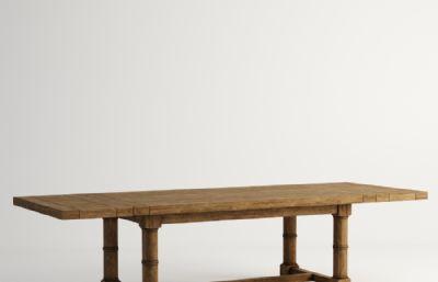 �桌,木制茶��