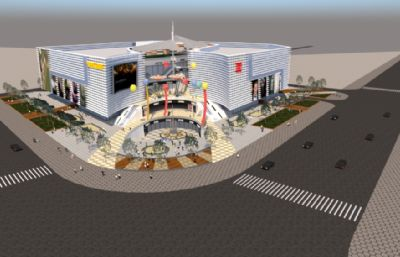Shopping center购物中心,商场