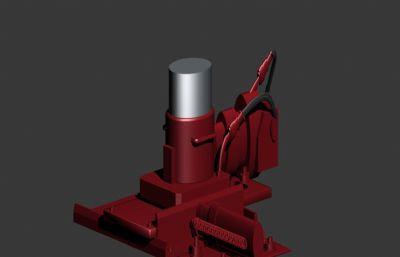千斤�max模型