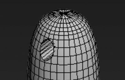 十字螺�z刀OBJ模型