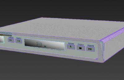DVD模型簡模