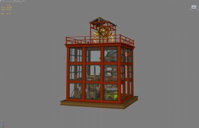 精�水�\�x象�_3D模型