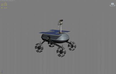 火星车,星球探测车