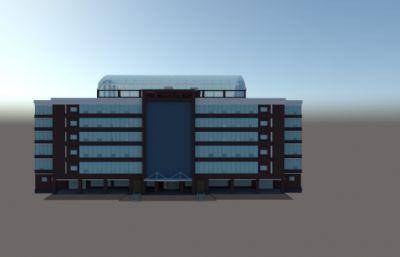 医院门诊部大楼