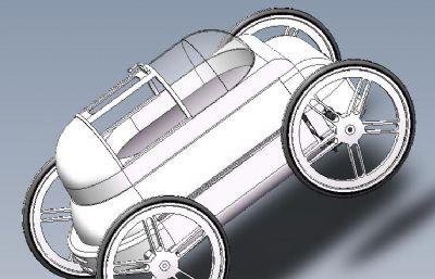 baby car旅行�,SLDASM格式文件