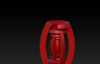 鼓韵雕塑设计