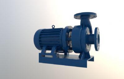 �P式�x心泵su模型