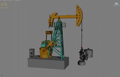 磕�^�C,提油�Cmax模型