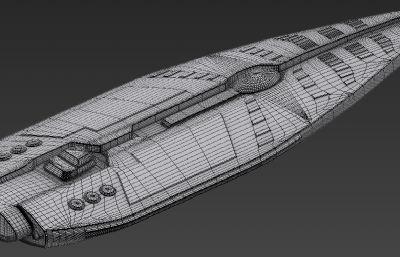 星�H�鹋�,宇宙�w船max模型
