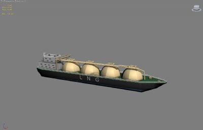 LNG�\�船max模型