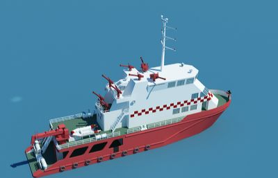 28米消防船,救援船