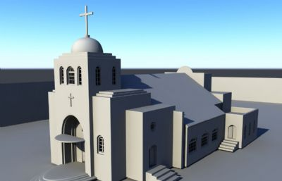 一��maya�易教堂