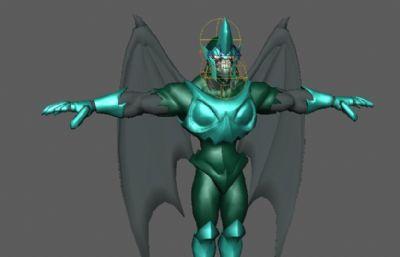 蝙蝠怪,�w行怪物�C器人