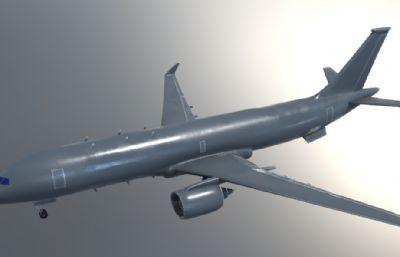 C929原型機客機max模型