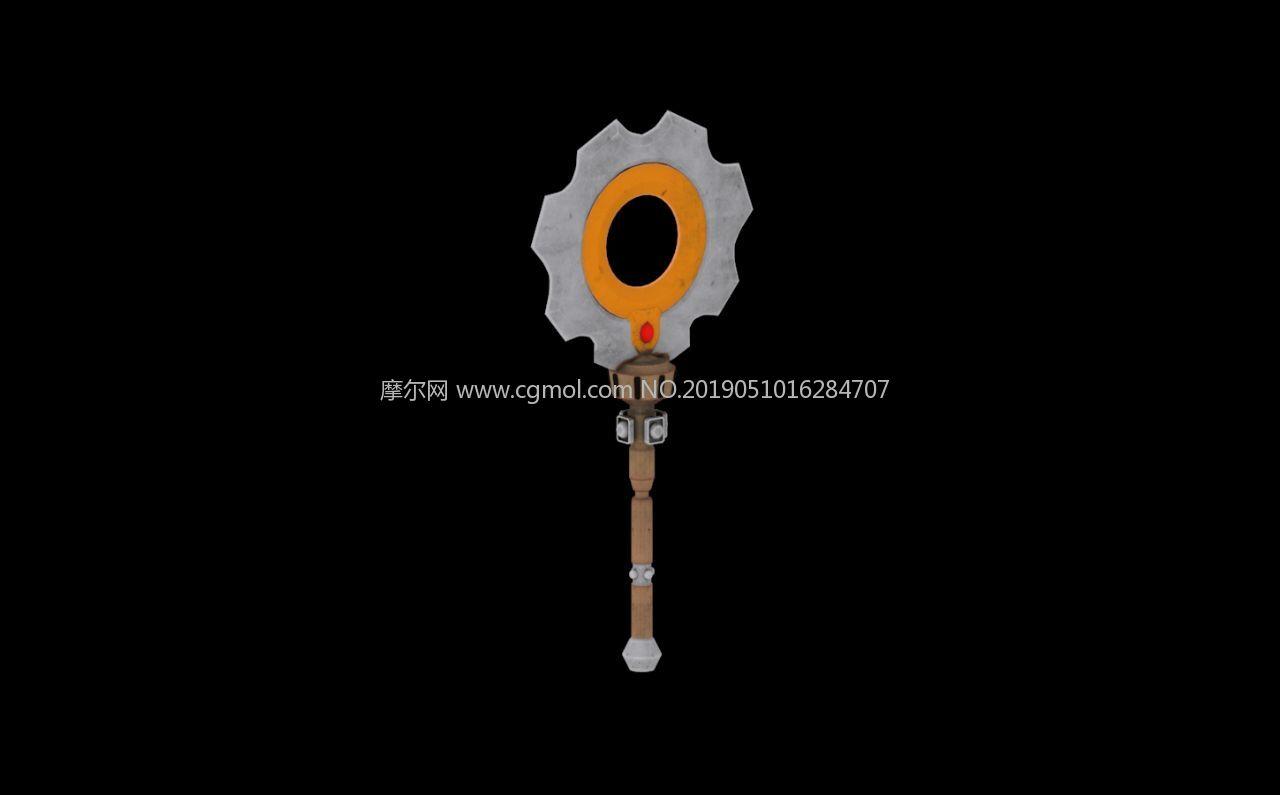 聚能环,法杖,游戏兵器