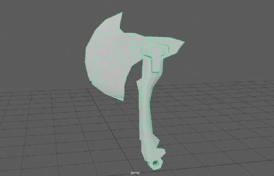 �鸶�maya模型