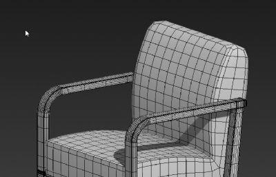 沙�l椅子max模型