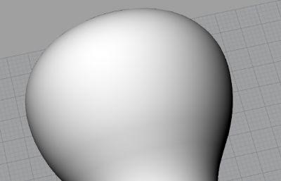 �襞�-犀牛建模模型