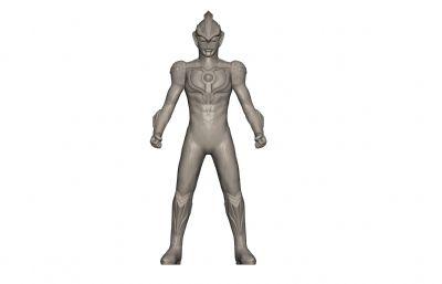 �y河�W特曼STL模型,3D打印模型
