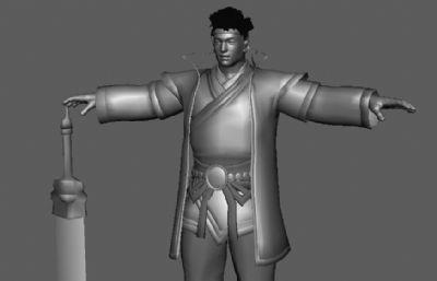 大�ξ涫�,��客�b客maya模型