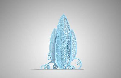 荔城雕塑设计三