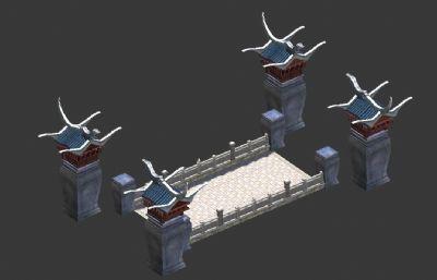 古代�蛄�,游��鼍�max模型
