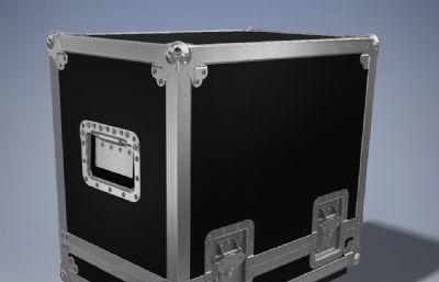拍�z用道具箱,�x器箱子STP格式�D�模型