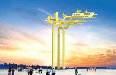 林之春雕塑设计
