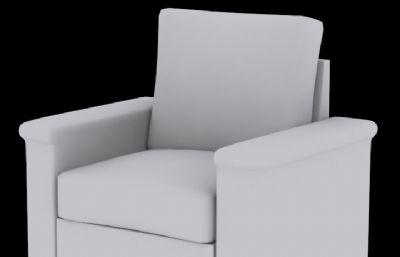 宜家沙发,单人沙发